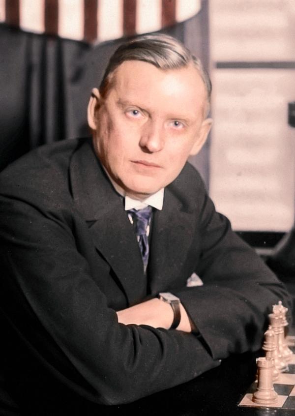 alekhin Aleksandr -1